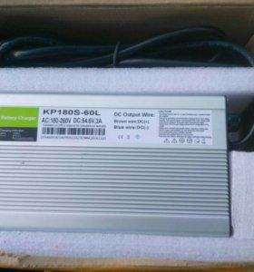 Зарядное устройство 54.6v 3A