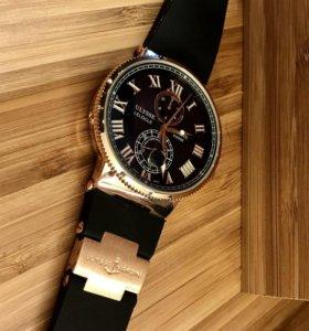 Элитные мужские часы Ulysse Nardin Marine