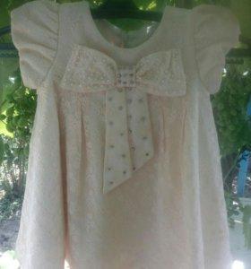 Продам новое детское платье,покупалось за 2000тр.