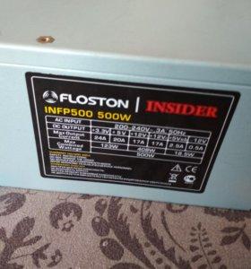 Бп Floston/Insider