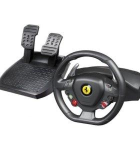 Руль Thrustmaster Ferrari 458 Italia Xbox 360