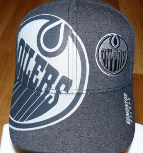 Новая бейсболка Adidas NHL Pro Edmonton Oilers