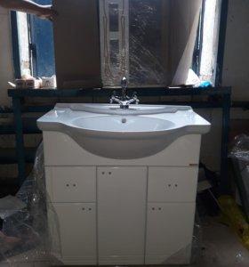 Тумба под умывальник ванную комнату