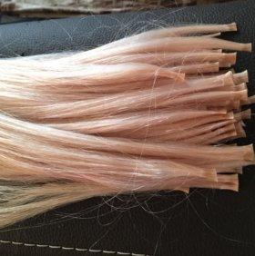 Волосы для наращивания НОВЫЕ 50см