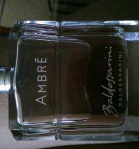 Ambre Baldessarini 90ml тестер оригинал