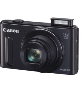 Фотоаппарат цифровой Canon SX610 HS
