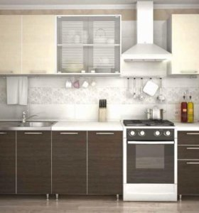 Кухонный гарнитур новый. Доставка