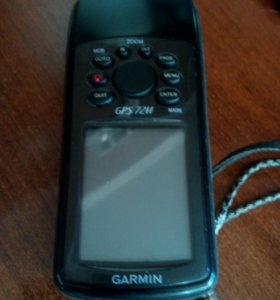 GPS-навигатор Garmin GPS 72H