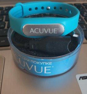 Фитнес браслет Acuvue
