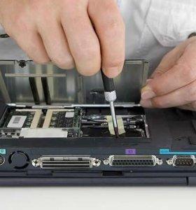 Ремонт компьютеро и ноутбуков. Установка Windows