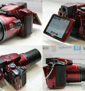 Фотоаппарат nicon p510