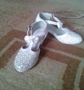 Туфли детские ,30 размера
