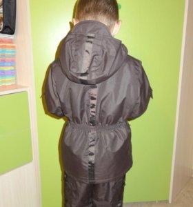 Костюм куртка и брюки