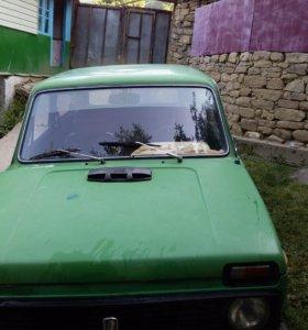ВАЗ (Lada) 4x4, 1978