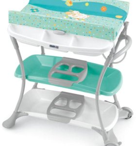 Ванночка-пеленальный стол CAM