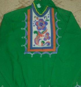 Русская народная рубашка.