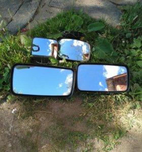 Зеркала заднего вида рено премиум комплект
