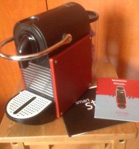 Кофемашинка Nespresso капсульная