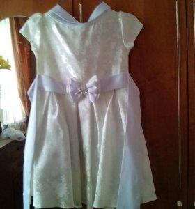 Платье детское,размер 156