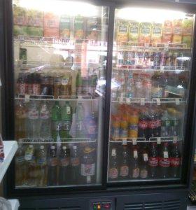 Холодильник шкаф витрина