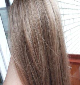 хвост из искусственных волос