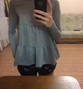 Кофта блузка 40-42