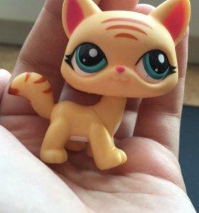 Кошка Littlest pet shop,LPS