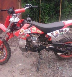 Питбайк c.moto kxd 607