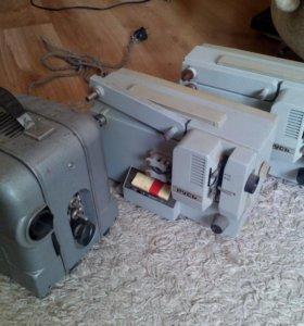Проекторы пленки 8 мм