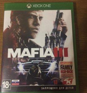 Мафия 3, mafia 3 Xbox one продажа обмен