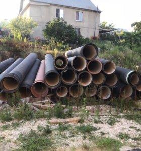 Трубы гофрированные корсисф450