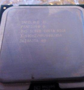 2 Процессора lga 775