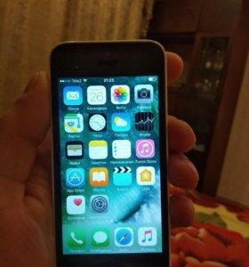 Продам айфон 5c