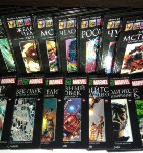 Коллекция комиксов марвел с 1-18 выпуск