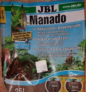 Грунт для аквариума Jbl Manado