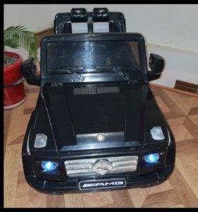 Продам детский автомобиль AMG