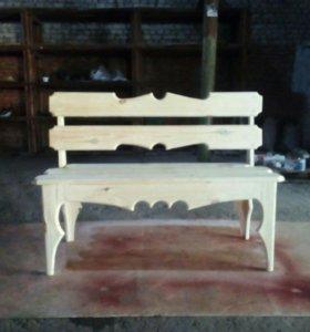 Качественная деревянная мебель на заказ