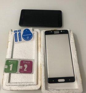 Защитное закаленное стекло 3 D для Huawei Mate 9 P
