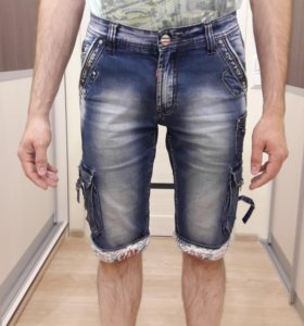 Новый мужские джинсовые шорты