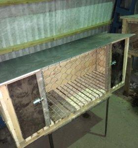 Изготовление клеток для грызунов