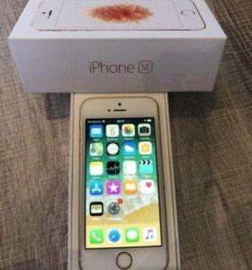 Продам iPhone 5 Se 32gb Gold