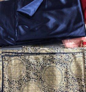 Комплекты постельного белья из натурального шелка