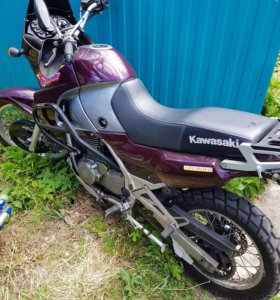 Кавасаки кле 500
