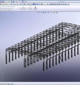 Чертежи КМД, машиностроительные чертежи