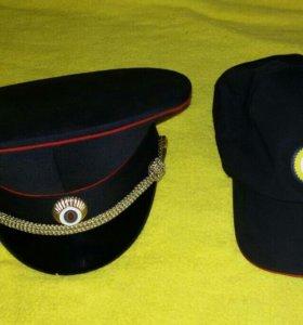 Фуражка и кепка полицейские Новые