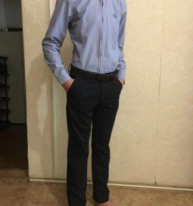 Школьный костюм,штаны,рубашки