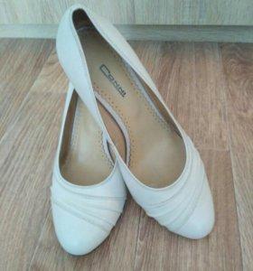 Туфли conni,натуральная кожа