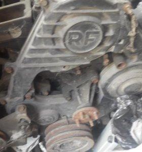 Двигатель мазда бонго дизель