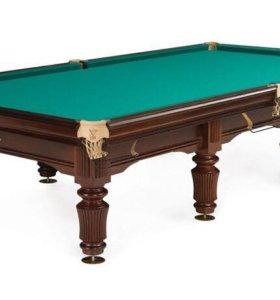Бильярдный стол Ливерпуль 9 футов Камень 40 мм