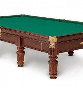 Бильярдный стол Ливерпуль 9 футов. Сланец 25 мм